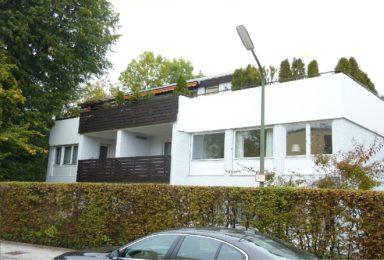 München Harlaching: Gartenwohnung in guter Lage Nähe U-Bahn