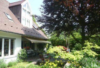 Oberhaching: Lebens(t)raum umgeben vom Zaubergarten
