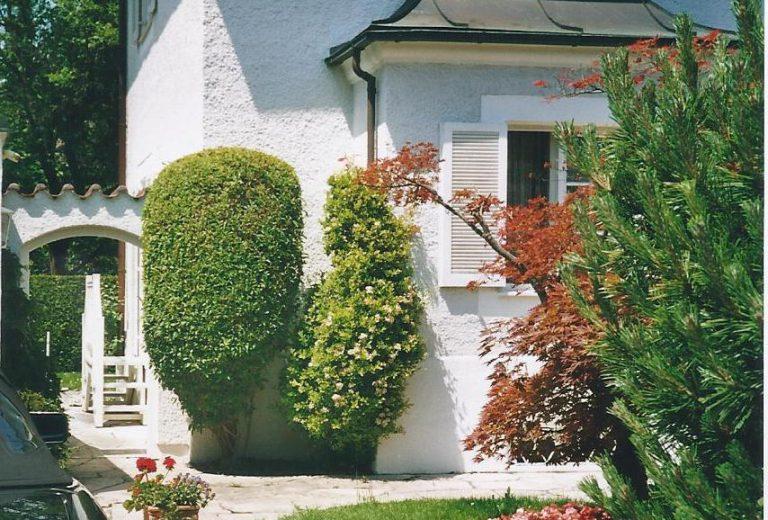 München Harlaching: Doppelhaushälfte mit einzigartigem Charme