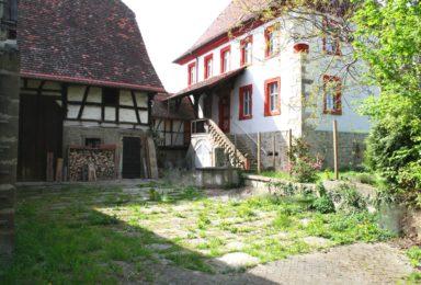 Kürnbach: Historisches Stadthaus unter Denkmalschutz