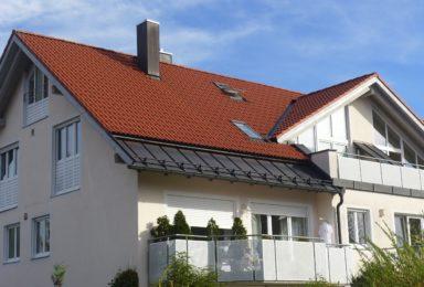 Unterhaching: Maisonette-Wohnung mit toller Dachterrasse