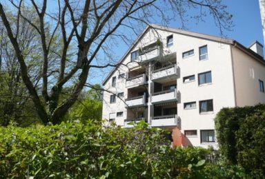 Ulm: Helle 3,5 Zimmer Wohnung mit 2 Logien