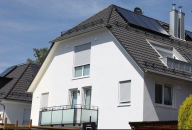 München Harlaching: Grosszügige Neubau Doppelhaushälften